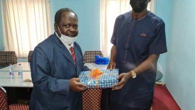 Photo de Renforcement de la collaboration de l'UJPLA avec l'Association des journalistes ghanéens