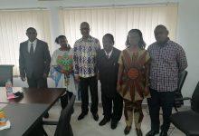 Photo de L'ambassadeur du Ghana à Abidjan assure LUJPLA de son soutien et de sa collaboration